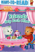 Friends Help Each Other: Ready To Read Pre-Level 1 (Paperback)