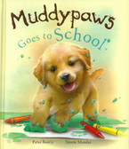 Z/CASE OF 24-Muddypaws Goes To School (Padded Hardcover)