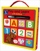 Z/CASE OF 24-Play and Learn with Wallace (Workbook Box Set)