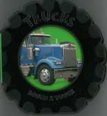 Trucks: Rough & Tough (Board Book)