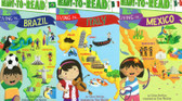 Have You Ever Wondered About Living in Brazil, Italy or Mexico? Ready To Read Level 2