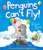Penguins Can't Fly (Paperback)