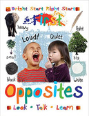 First Opposites (Board Book)