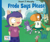 Freda Says Please (Hardcover)
