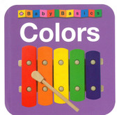 Colors: Baby Basics (Board Book)