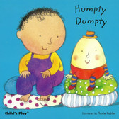 Humpty Dumpty: Nursery Time (Board Book)