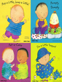 Nursery Time Set of 4 (Board Book)