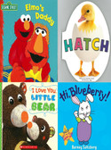 Touch & Feel Set of 4 (Board Book)