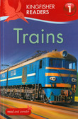 Trains: Kingfisher Level 1 Reader (Paperback)
