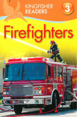 Firefighters: Kingfisher Level 3 Reader (Paperback)