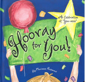 "Z/CASE of 30-Hooray For You! A Celebration of ""You-ness"" (Padded Board Book)"