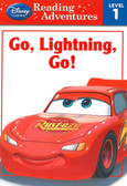 Go…Lightning Go: Cars Reading Adventures Level 1 (Paperback)