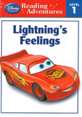 Lightning's Feelings: Cars Reading Adventures Level 1 (Paperback)