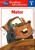 Mater: Cars Reading Adventures Level 1 (Paperback)