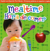 Mealtime / Hora de comer (Board Book)