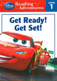 Get Ready! Get Set!: Cars Reading Adventures Level 1 (Paperback)