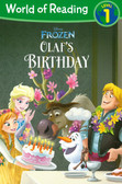 Olaf's Birthday: Disney Frozen Level 1 (Paperback)
