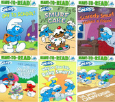 The Smurfs Love to Read! Ready To Read Level Two Set of 6 (Paperback)