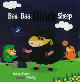 Baa, Baa Black Sheep  (Board Book)