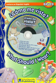 What Should I Wear?\Como me visto? (Paperback w/ CD)