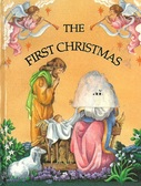 The First Christmas (2.75 x 3.5 x .3 inches)