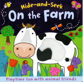 On the Farm: Hide and Seek (Board Book)