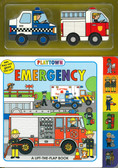Emergency: A Lift-a-Flap Book (Board Book)