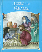 "Jesus The Healer (Hardcover)  4"" x 5"""