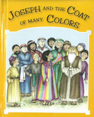 "Joseph And The Coat Of Many Colors (Hardcover) 4"" x 5"""