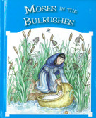 """Moses in the Bulrushes (Hardcover) 4"""" x 5"""""""