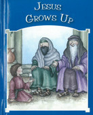 "Jesus Grows Up (Hardcover) 4"" x 5"""