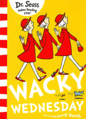 Wacky Wednesday: Dr. Seuss (Paperback)