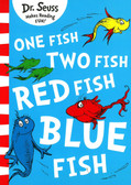 One Fish Two Fish Red Fish Blue Fish: Dr. Seuss (Paperback)