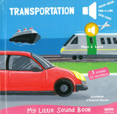 Transportation: My Little Sound Book (Board Book)