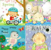 The Joys of Spring! Set of 4 (Board Book)