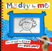 My Day By Me: Draw Your Own Story (Paperback)