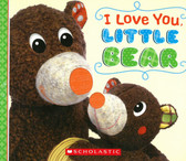 Z/CASE OF 30 - I Love You, Little Bear: Touch and Feel (Board Book)