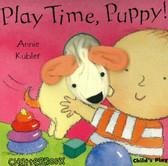 Z/CASE OF 56 - Play Time, Puppy! (Puppet Board Book)