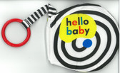 Z/CASE OF 48 - Hello Baby: Cloth Stroller Book
