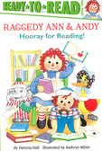 Hooray For Reading: Raggedy Ann & Andy Ready-To-Read Level 2 (Paperback)