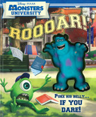 ROOOAR! Poke His Belly… IF YOU DARE!: Disney Pixar Monsters University (Board Book)