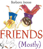 FRIENDS (Mostly)   (Hardcover)