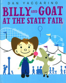 Billy and Goat At The State Fair (Hardcover)