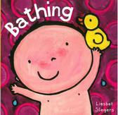 Bathing: Clavis Toddler (Board Book)