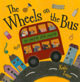 The Wheels On The Bus (Big Paperback)