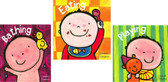 Toddler Daily Routines (BSB)-30 Books (Board Book)