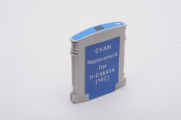 Hewlett Packard (HP) C4841 Remanufactured Cyan Ink Cartridge