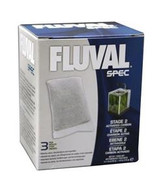 Fluval Spec Replacement Carbon Pouches