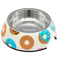 Fuzzyard Nuts for Donuts Bowl