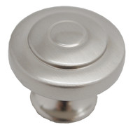 "LIBERTY Geary Satin Nickel 1-5/16"" Ring Knob P29526-SN-C"